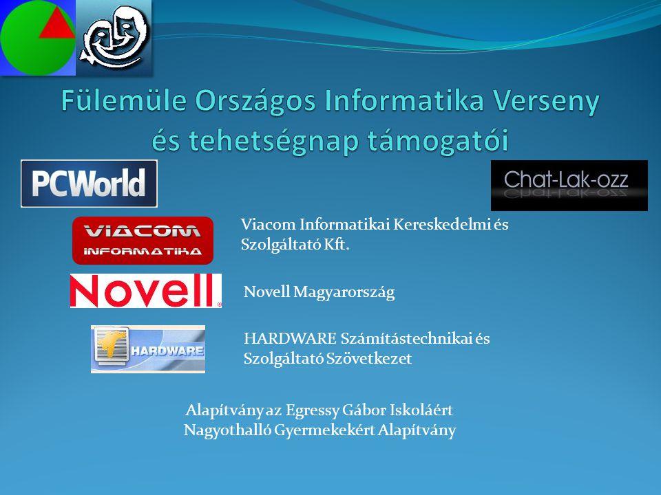 Viacom Informatikai Kereskedelmi és Szolgáltató Kft.