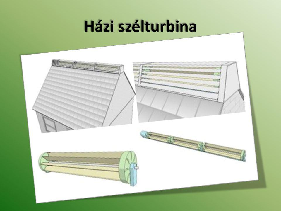 Házi szélturbina