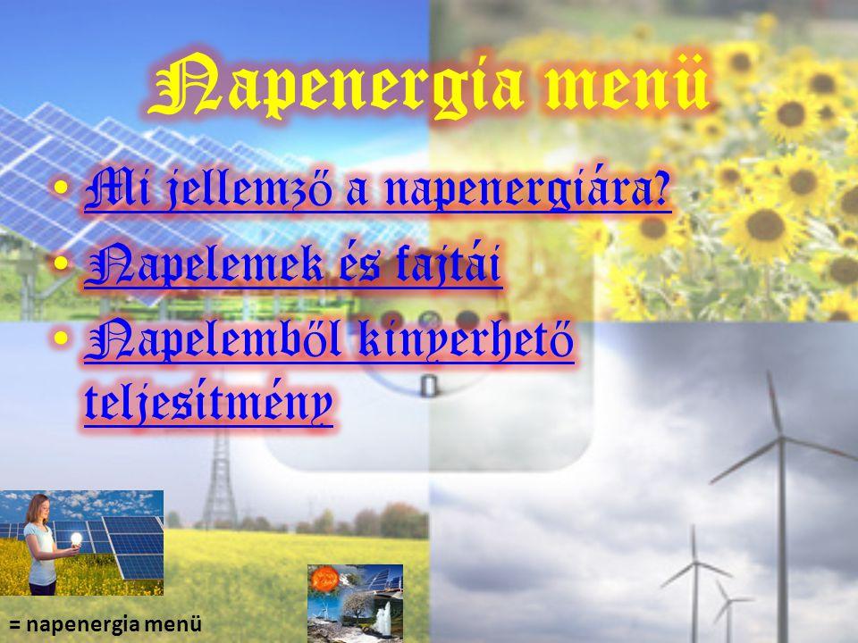 = szélenergia menü