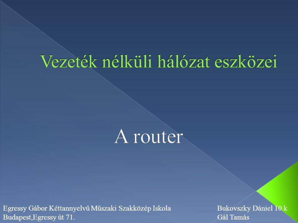 A router titkosítással el lehet kerülni,hogy valaki rácsatlakozzon a routerünkre.