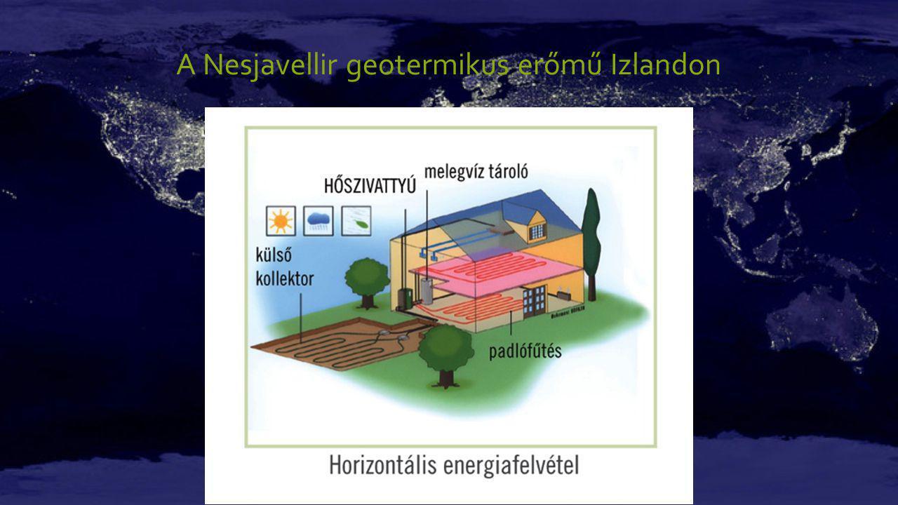 Hazai energiatermelési adatok 2013