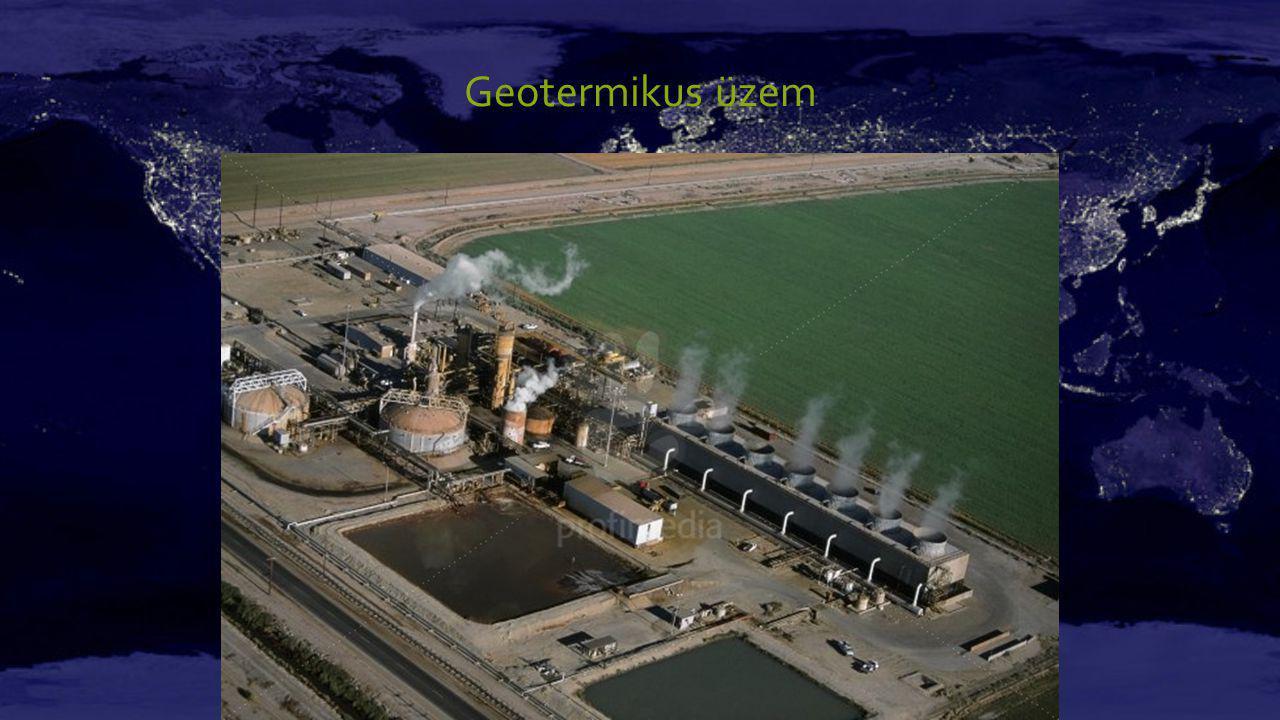 Geotermikus erőmű a Fülöp-szigeteken
