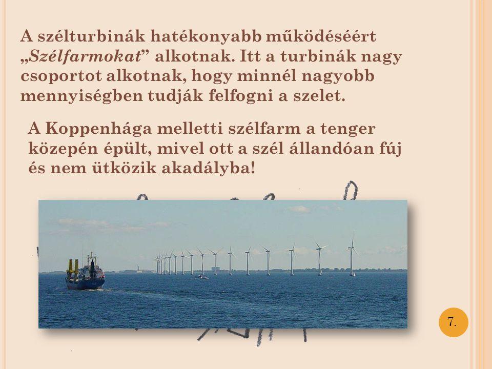 Tudtad, hogy 2008-ban Németország volt európában a legtöbb áramot szélturbinával előállító ország.