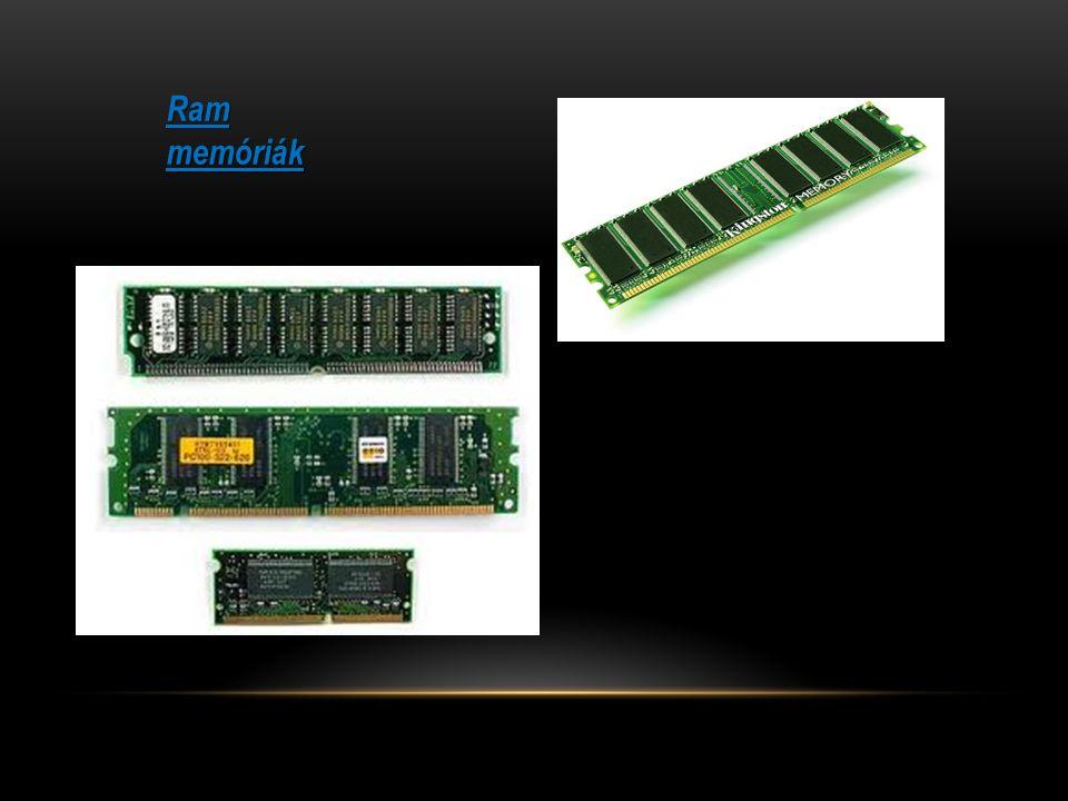 Ram memóriák