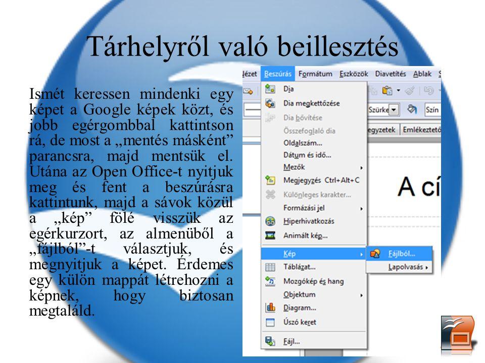 FORRÁSOK www.openoffice.org/download/index.html Képek: Google képek http://hu.wingwit.com/Szoftver/open-source-code/144071.html#.UuZcACe6odU http://www.szszi.hu/kozlemenyek/sajto/2005/11/15/MS_Off_OpenO/index3.html http://hu.wikibooks.org/wiki/OpenOffice/A_sz%C3%B6vegszerkeszt%C3%A9s_alap jai http://hu.wikibooks.org/wiki/OpenOffice/A_sz%C3%B6vegszerkeszt%C3%A9s_alap jai