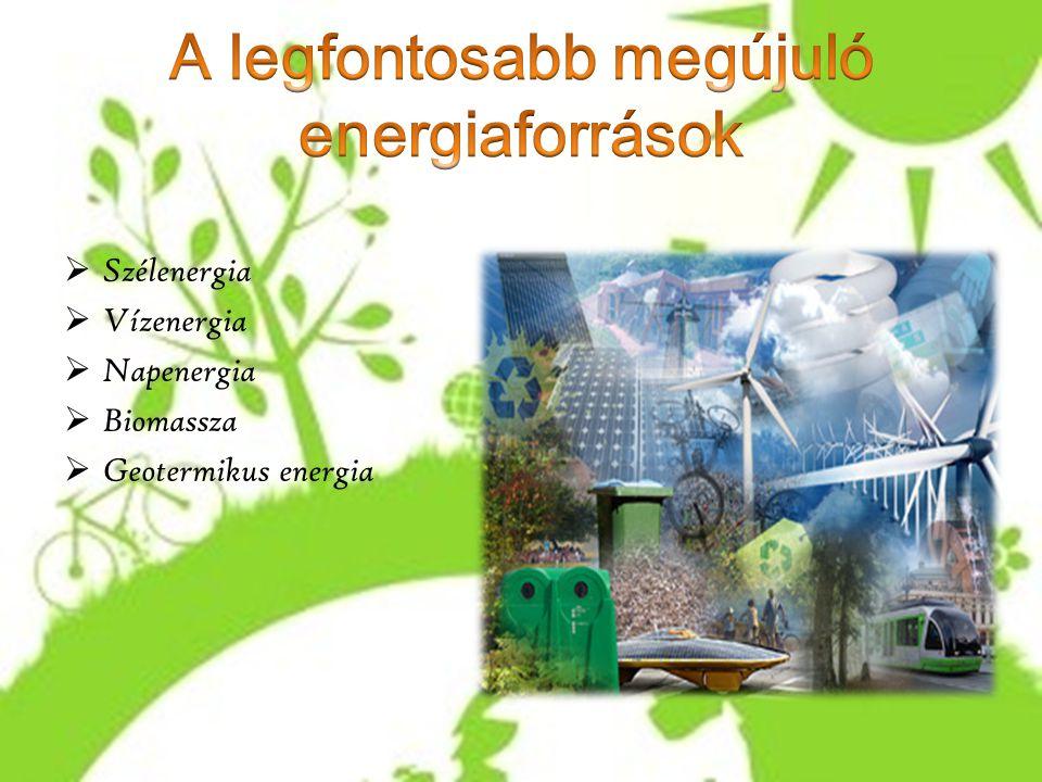 A vízenergia hasznosításának sajátosságai, vízer ő m ű vek, vízturbinák.
