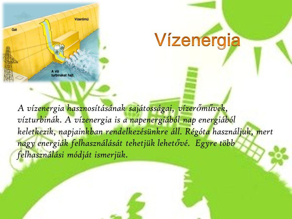 BefektetésKiaknázható villamos teljesítmény Kiaknázott villamos teljesítmény A hasznosítás aránya (%) Duna70720 Tisza9940 Dráva8800 Egyéb951415 Összesen989566