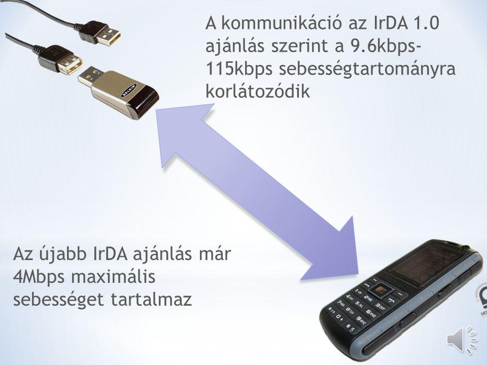 A Bluetooth rövid hatótávolságú, adatcseréhez használt, vezetéknélküli eszköz.