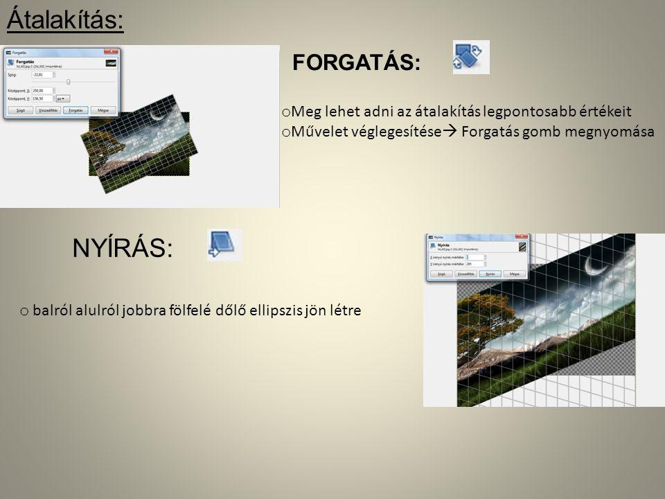 FORRÁSOK http://www.zmgzeg.sulinet.hu/ntk/inf9/graf/tablGIMP.pdf http://gimp.qwqw.hu/?modul=oldal&tartalom=1193257