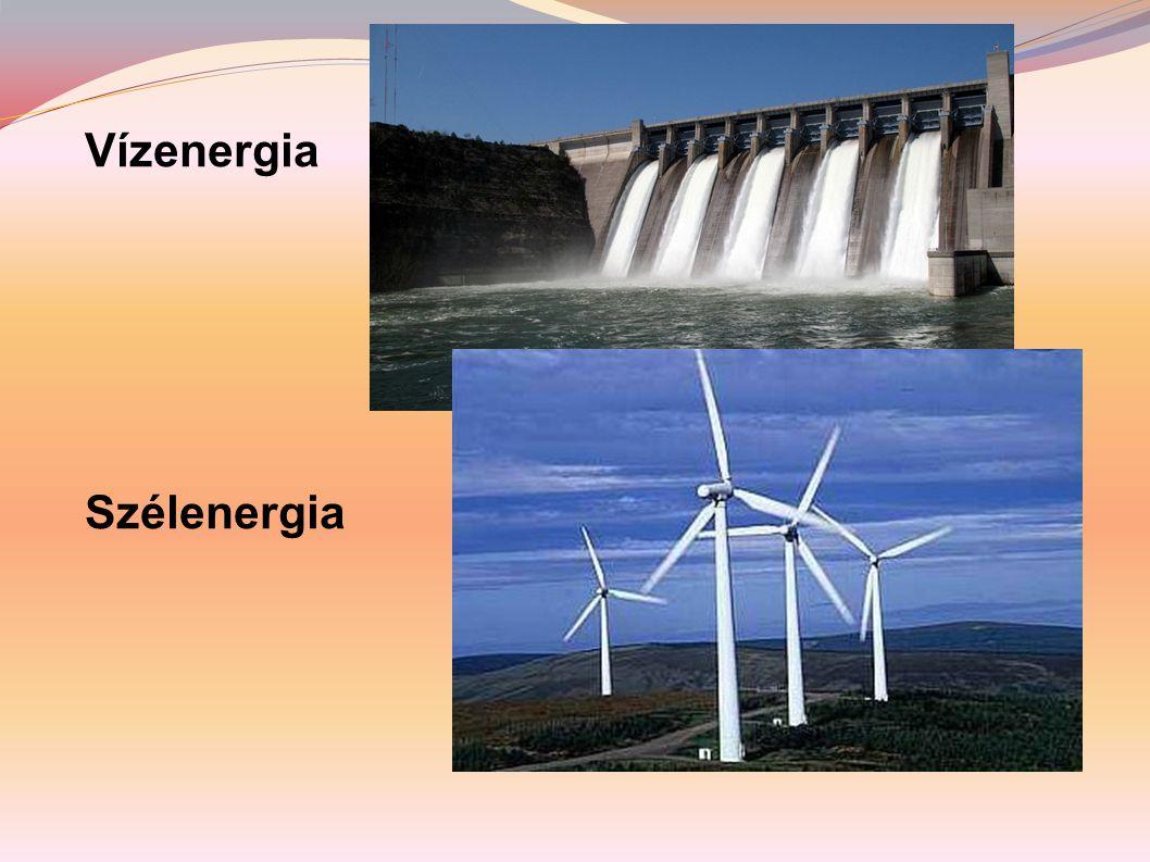 Vízenergia Szélenergia