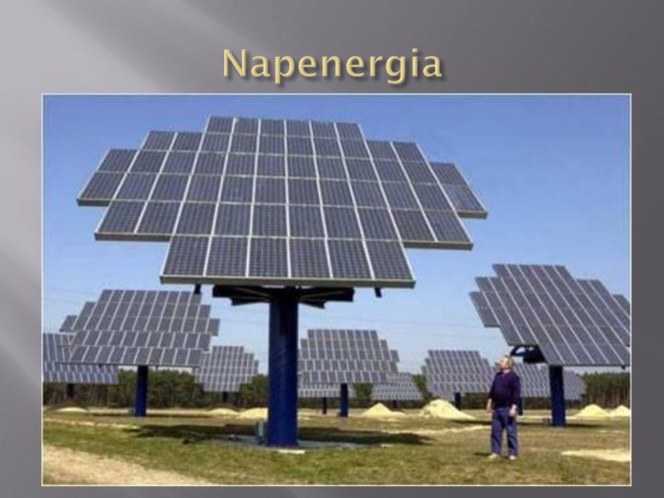 Tudnivaló a napenergiáról: A napenergiát a napból nyerjük.