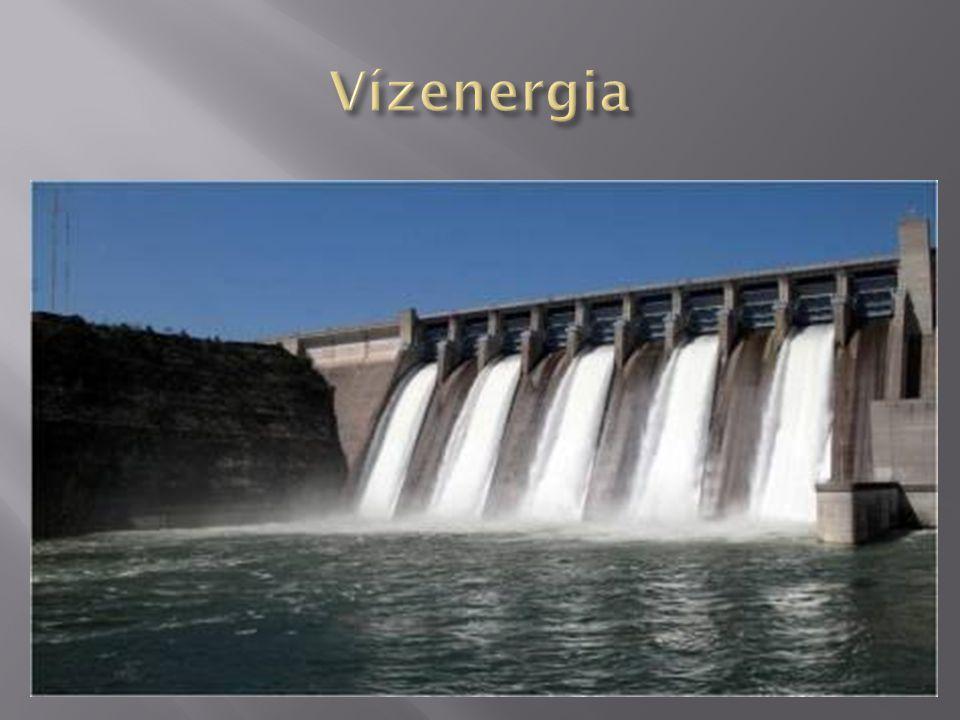 Tudnivaló a vízenergiáról: A vízenergiát a víz áramlása termeli.