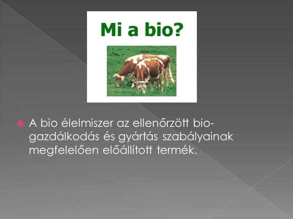  Az állattartásnál figyelembe veszik a terület eltartó képességét, betegségeknek ellenálló őshonos fajtákat választanak, helyben termelt bio-takarmányt etetnek.