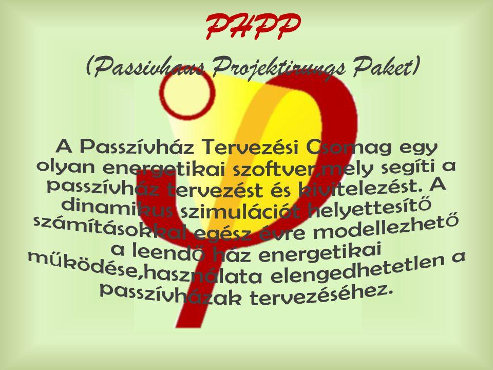 PHPP (Passivhaus Projektirungs Paket)