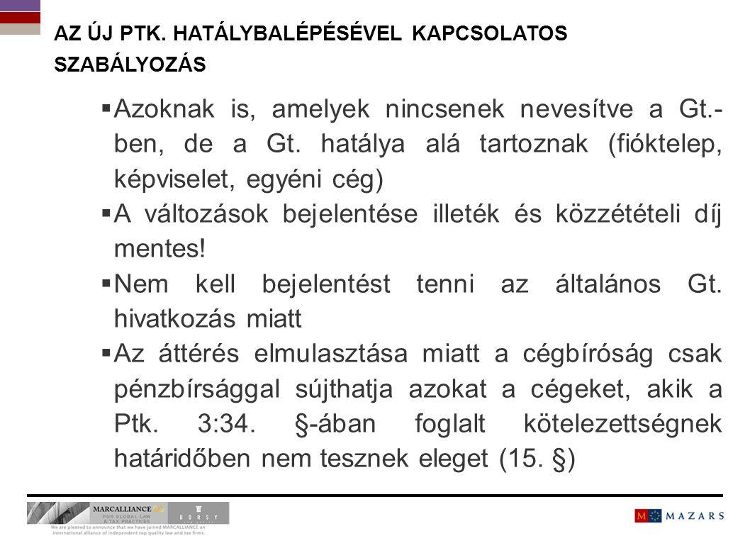 AZ ÚJ PTK.