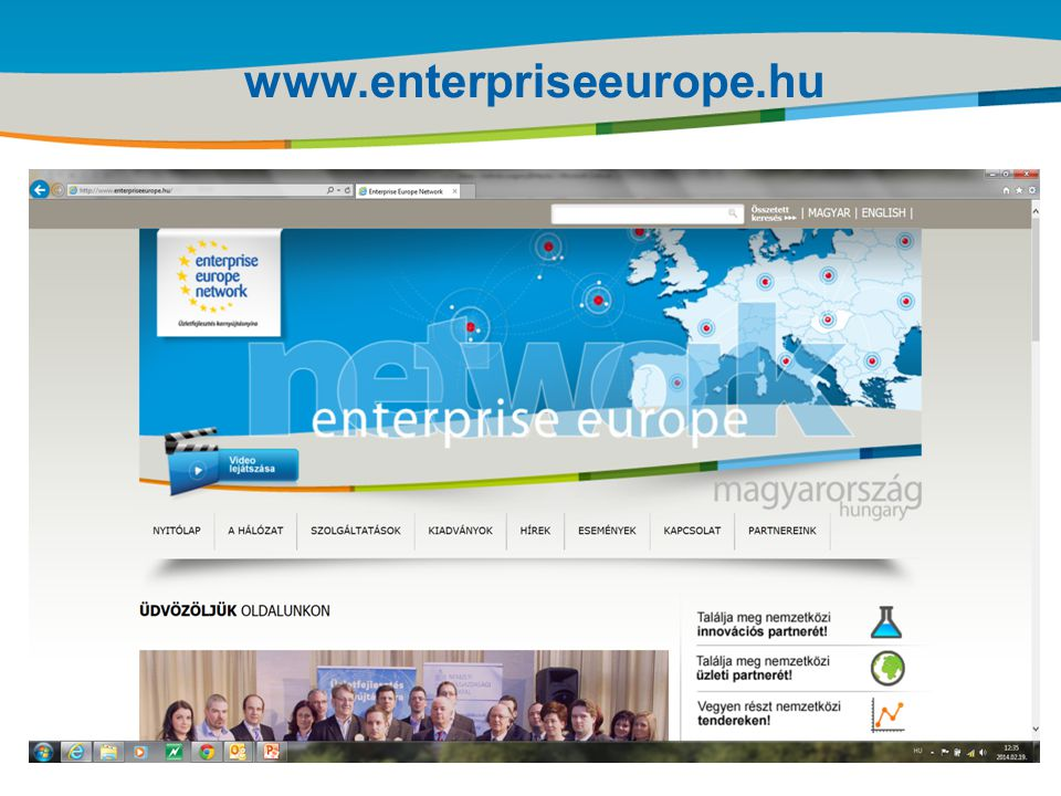Title of the presentation | Date |‹#› www.enterpriseeurope.hu