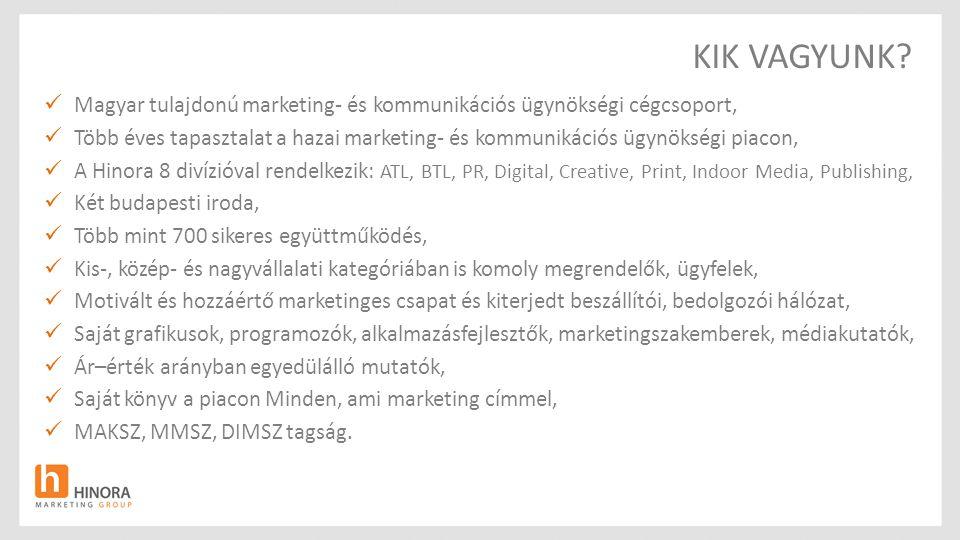 Magyarországon a legfontosabb közösségi média platform a Facebook, viszont a másik 3 platformot is érdemes kihasználni, megfelelő erőforrás megosztás mellett.