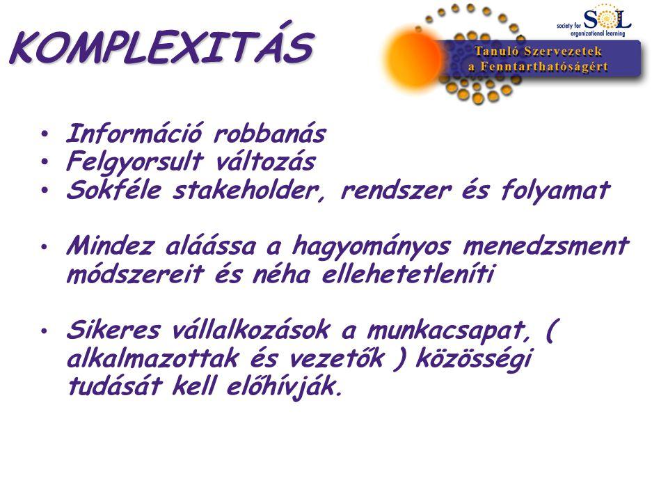 2014.07. 22.www.solintezet.hu tudás konszenszusra épülő koordinált cselekvés.