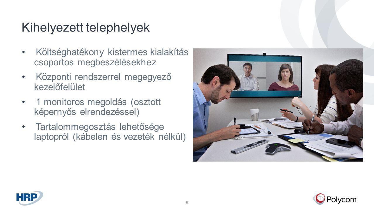 © Polycom, Inc.All rights reserved. Kérdések… Tohai Tibor Polycom Focus Sales HRP Europe Kft.