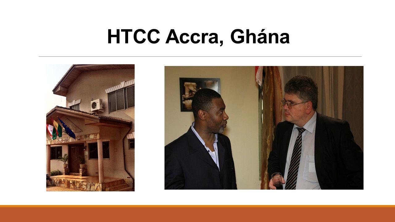 HTCC Accra, Ghána
