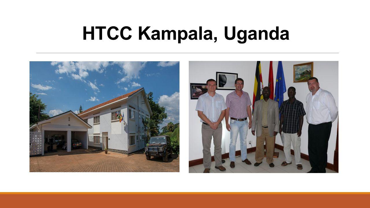 HTCC Kampala, Uganda