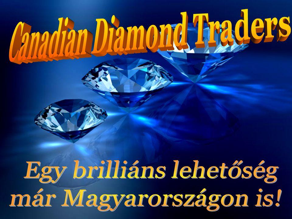 Gondolt már arra, hogy… … gyémántokból készíttessen magának ékszert.