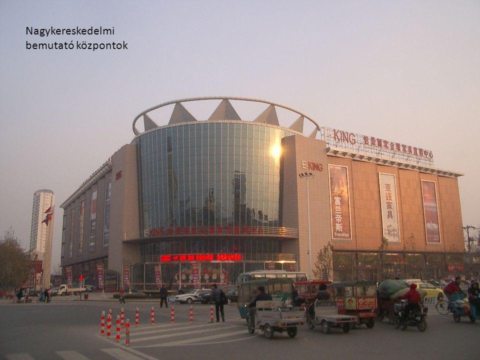 Dfgdf Nagykereskedelmi bemutató központok