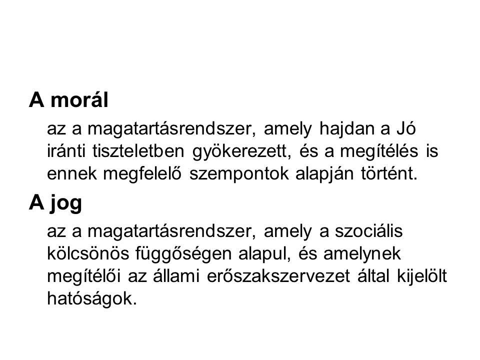 """Bibó István: Etika és büntetőjog (1938.): """"A büntetőjog is erkölcsi Rosszal áll szemben – nem pedig valami külön büntetőjogi Rosszal."""