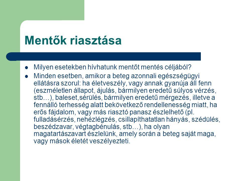 Tűzoltók riasztása a termék nevét, a benne lévő veszélyes anyag megnevezését a magyarországi jegyzékben szereplő valamely megnevezés szerint, vagy valamely hivatalos nemzetközi elnevezés magyar megfelelőjét, a gyártó, az importáló vagy a magyarországi forgalmazó megnevezését és teljes címét, telefonszámát, a veszélyes anyag, illetve a veszélyes készítmény használatával felmerülő veszély megjelölését és a veszély jelképét (szimbólumát), a veszélyes anyag, illetve a veszélyes készítmény használatával járó különös kockázatokat megjelölő, az egészségügyi miniszter által meghatározott szabványmondatokat (R mondat), a veszélyes anyag, illetve a veszélyes készítmény biztonságos használatával kapcsolatos, az egészségügyi miniszter által meghatározott szabványmondatokat (S mondat), a Magyarországon törzskönyvezett veszélyes anyagok esetében a magyar törzskönyvezési számot, a lakossági forgalomba kerülő veszélyes anyagok esetén 2002.