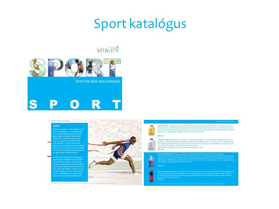 Sport katalógus