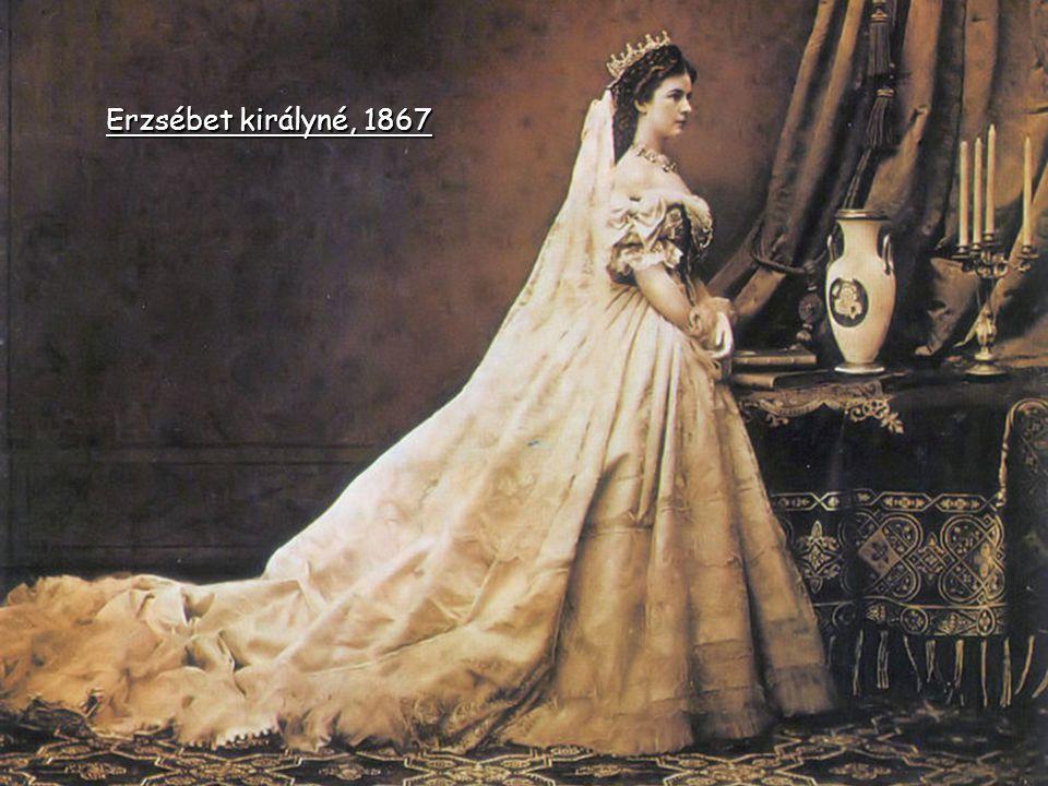 Erzsébet királyné, 1867