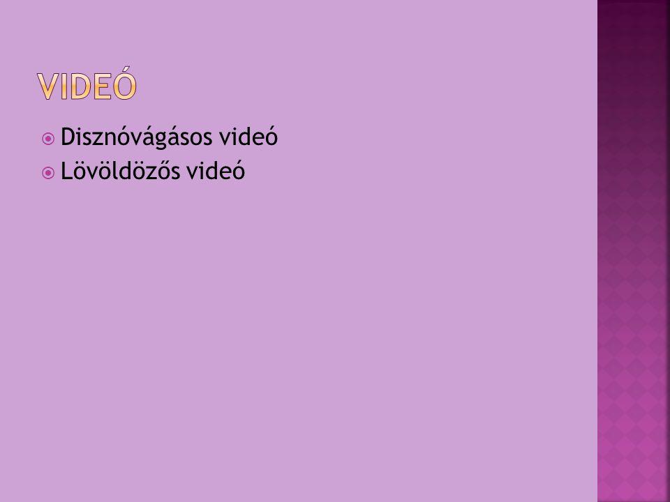  Disznóvágásos videó  Lövöldözős videó