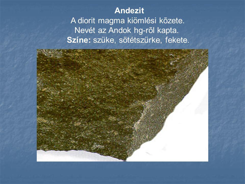 Átalakult vagy metamorf kőzetek A metamorfózis a kőzeteknek az eredeti kőzetképződési körülményeitől eltérő fizikai és kémiai körülmények között, szilárd állapotban lejátszódó ásványtani és szerkezeti átalakulása.