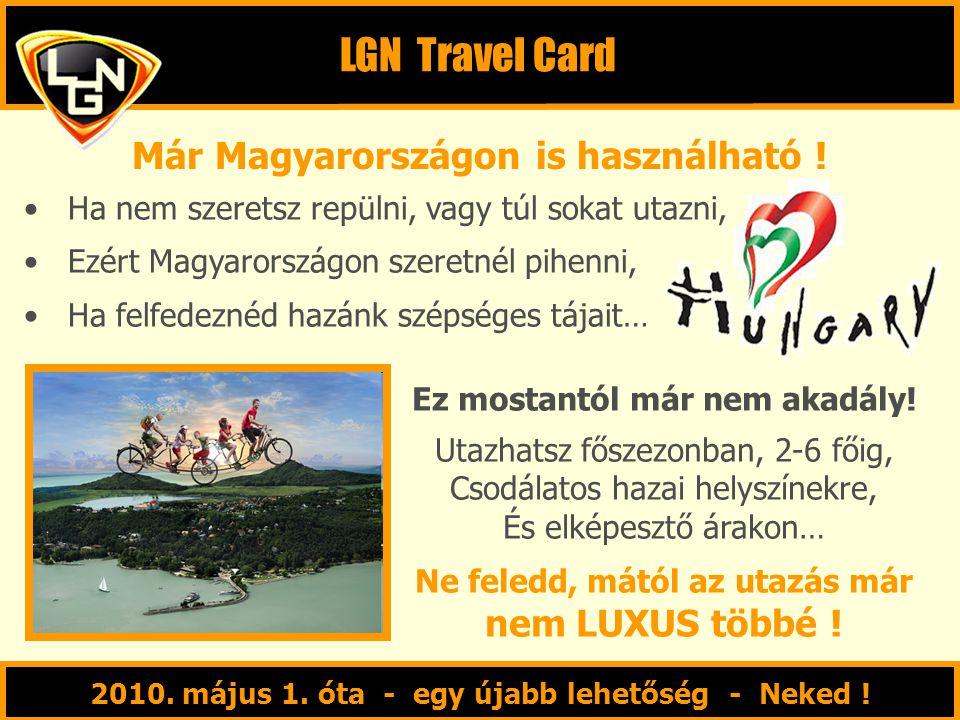 Ha nem szeretsz repülni, vagy túl sokat utazni, Ezért Magyarországon szeretnél pihenni, Ha felfedeznéd hazánk szépséges tájait… Már Magyarországon is használható .