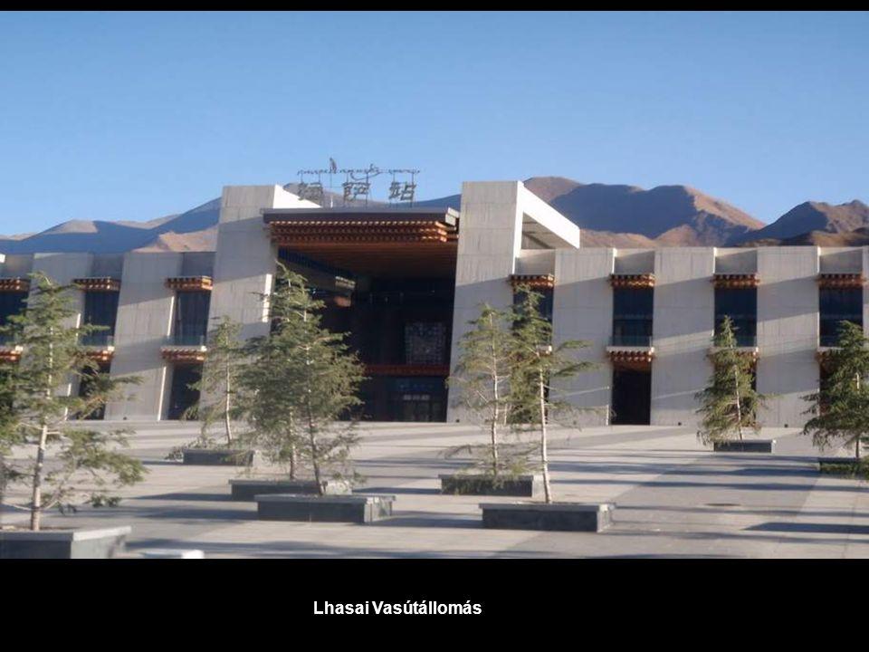 Lhasai Vasútállomás