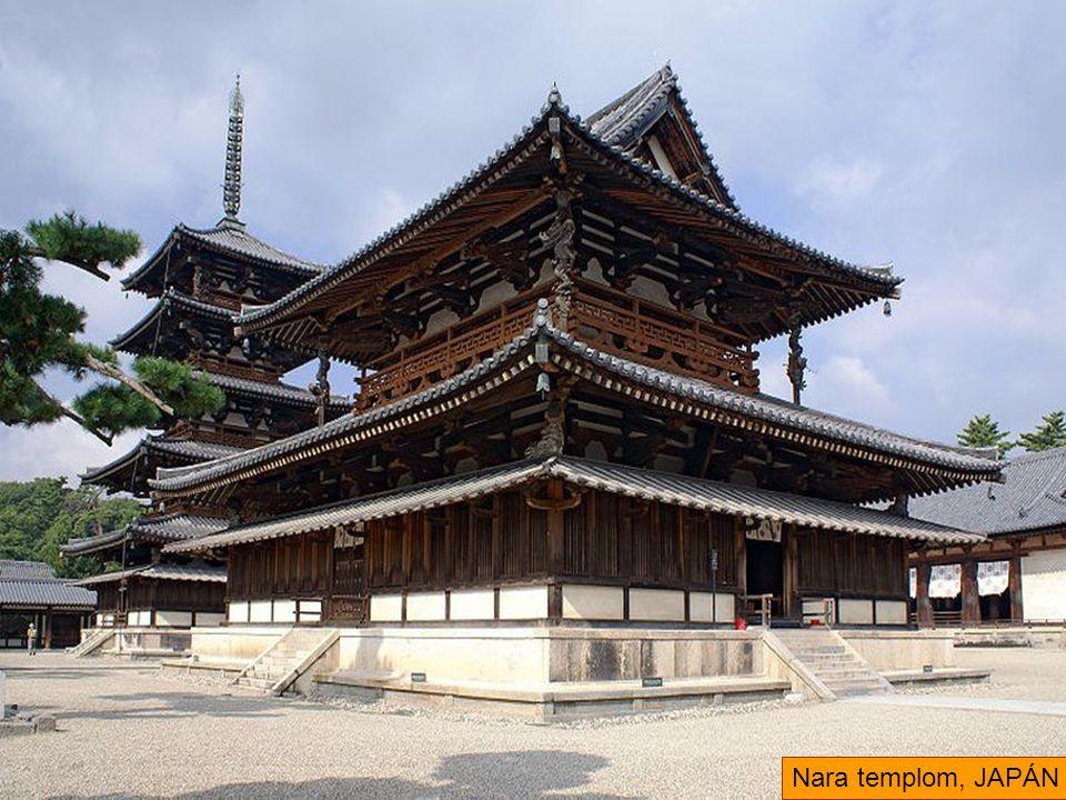 Nara templom, JAPÁN