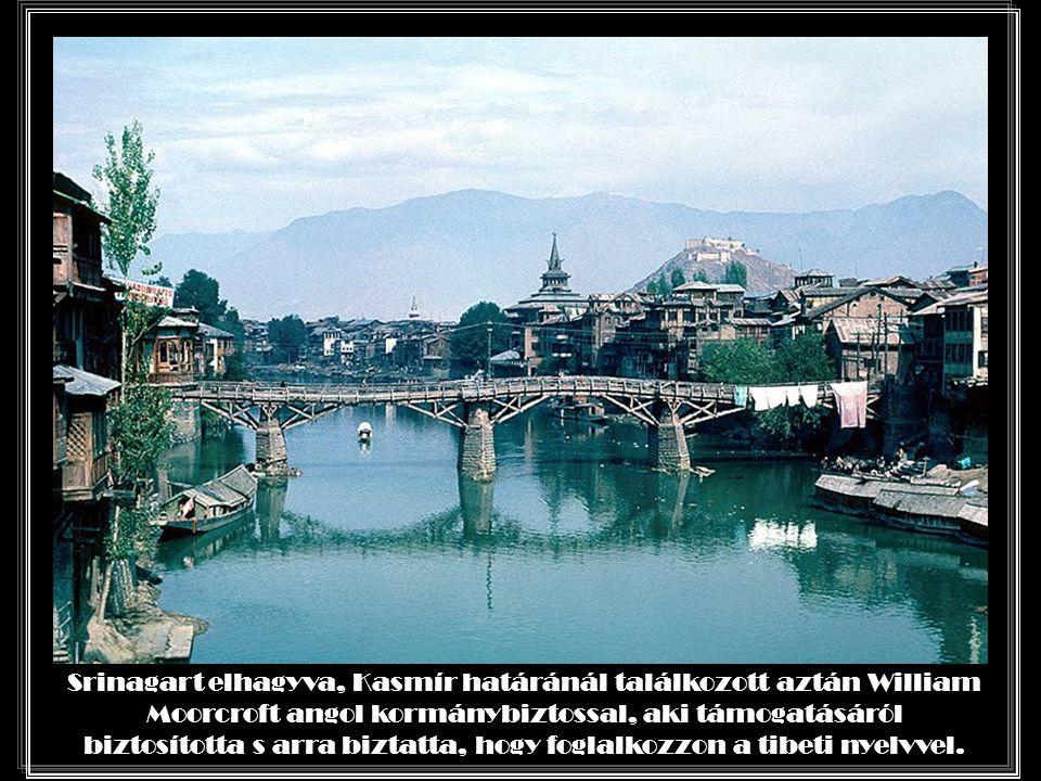 Ladakh tartomány f ő városa Leh.