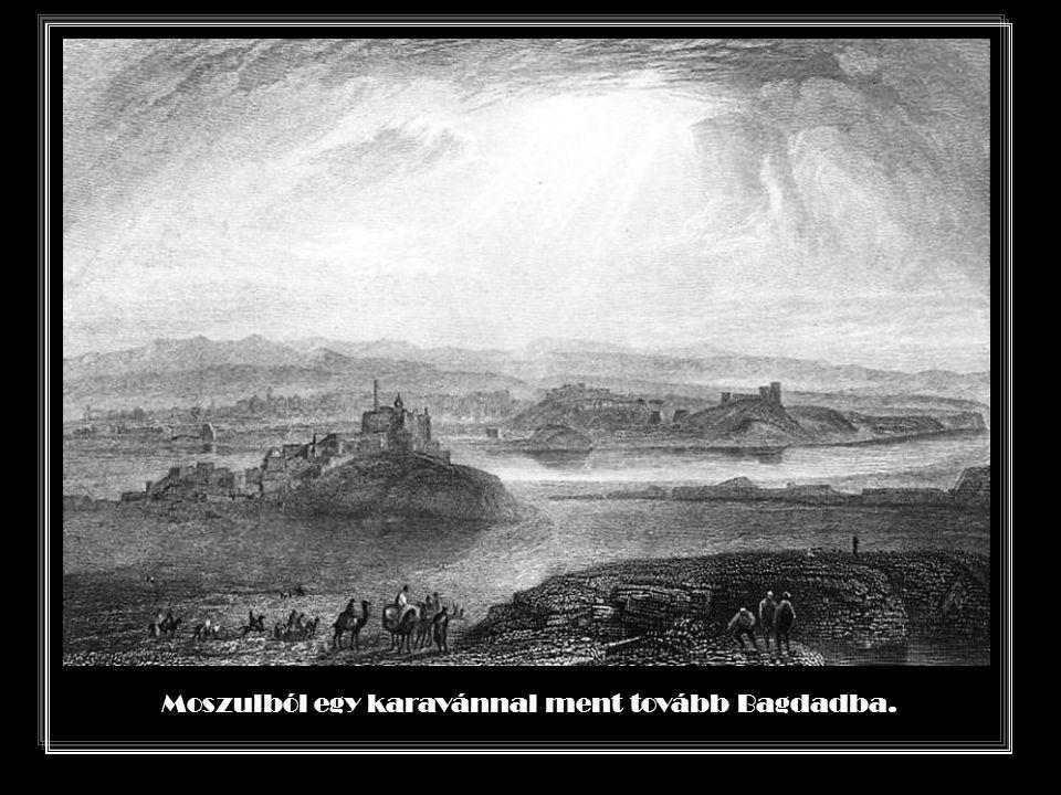 1825-t ő l a phuktali kolostorban dolgozott tovább. Itt a gelukpa rend fogadta be.