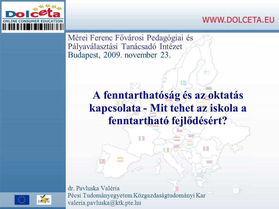 A Dolceta története 1.szakasz: 2003. dec. – 2006.