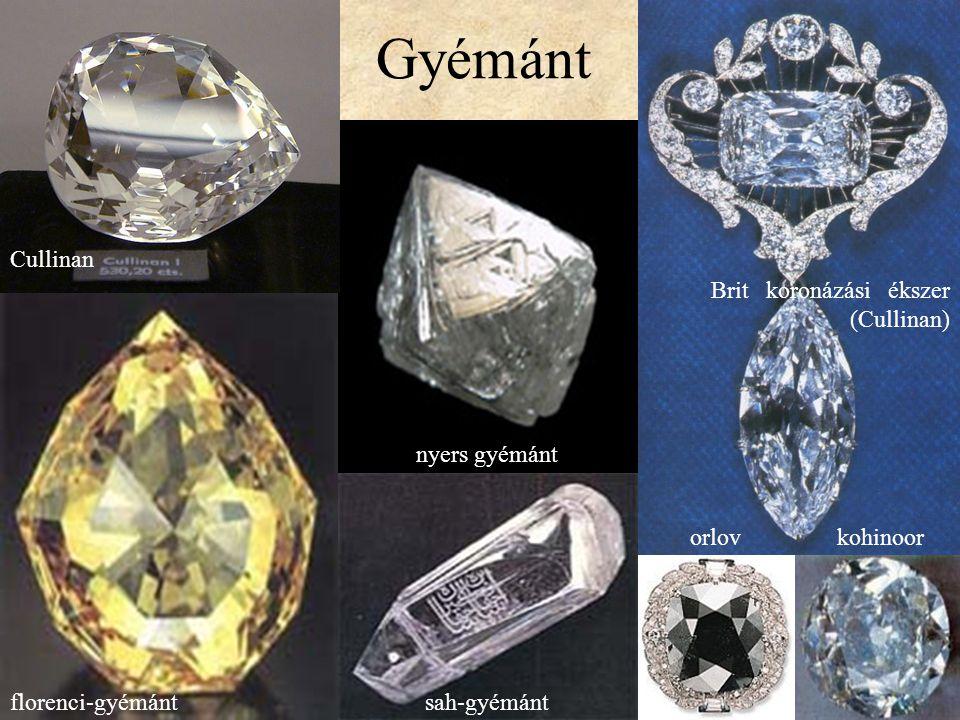 4CCaratClarityColourCut Súly (Carat) A karát a gyémánt súlyára utaló kifejezés.