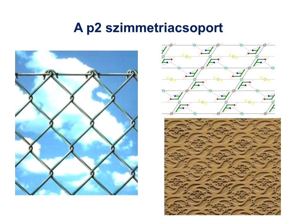 A p2 szimmetriacsoport
