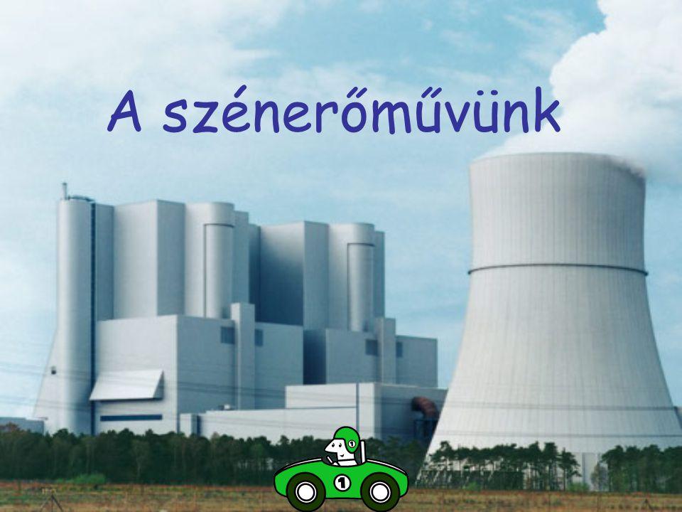 A szénerőművünk