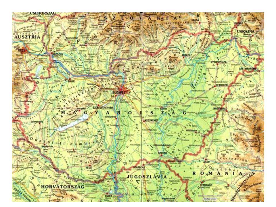Magyarország Európa középső részén, Közép-Európa déli sávjában, a Keleti-Alpok, a Kárpátok és a Dinári-hegyvidék által körülzárt Kárpát-medence központi részén, szomszédságához képest alacsonyabban fekszik.
