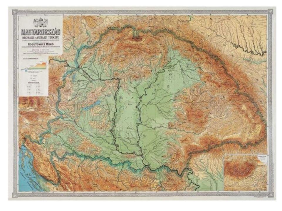 Magyarország domborzatát az alacsony tengerszint feletti magasság és a gyenge függőleges tagoltság jellemzi.