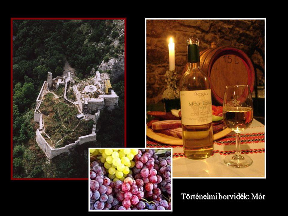 Történelmi borvidék: Mór