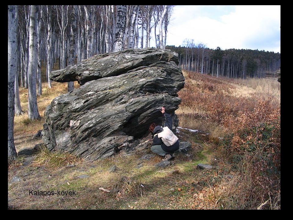 Kalapos-kövek
