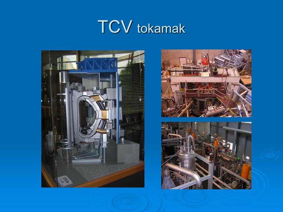 TCV tokamak