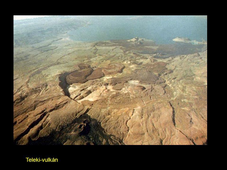Teleki-vulkán