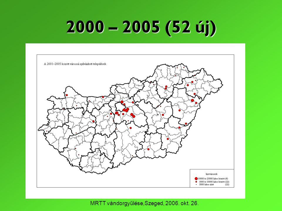 2000 – 2005 (52 új)