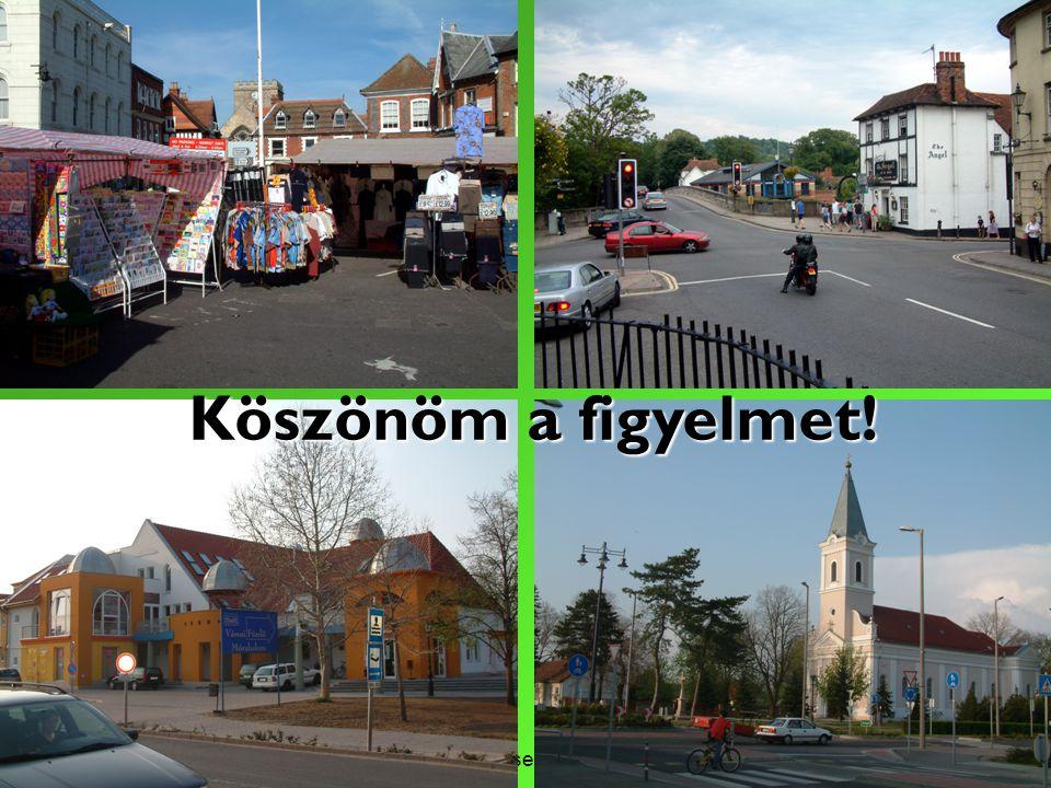 MRTT vándorgyűlése,Szeged, 2006. okt. 26. Köszönöm a figyelmet!